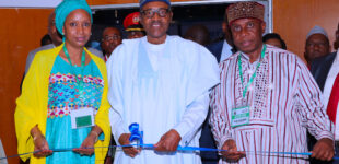 THE INSIDER: How Amaechi got Buhari to suspend Hadiza Bala Usman amid 'cold war'