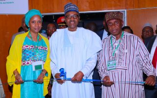 Buhari declares open 2018 African Maritime conference