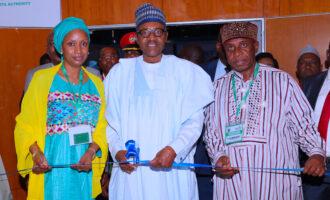 THE INSIDER: How Amaechi got Buhari to suspend Hadiza Bala Usman amid 'cold war'