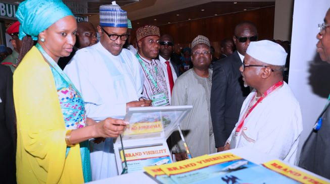 Buhari challenges African countries to improve ports infrastructure