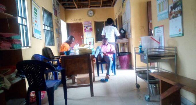 Inside Abuja PHCs where babies are born with the aid of kerosene lamp, torchlight