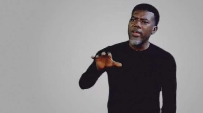 Reno Omokri speaks on restructuring at TEDx Ibadan