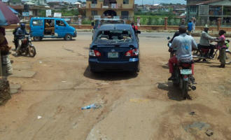 PDP chieftain attacked at Osun polling unit