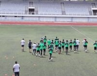 Four home-based Eagles in Rohr's squad for Liberia friendly