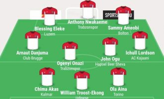 Nwakaeme, Onazi, Ekong, Danjuma… TheCable's team of the week
