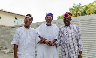 The most competent candidate won Osun rerun, says Tinubu