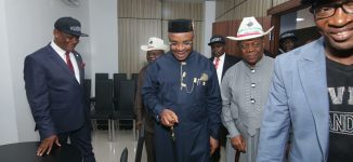 I will complete viable projects, says Akwa Ibom gov