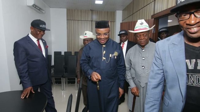 'How Emmanuel empowers Akwa Ibom youths'