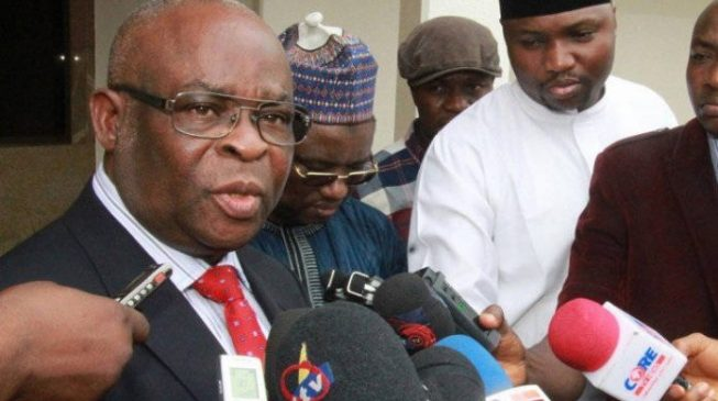 'You're on a mission to please your masters' — Onnoghen asks CCT chairman to hands off his trial