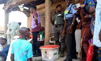 Osun: PDP cries foul over 'deducted 1000 votes', says only polling units' results acceptable