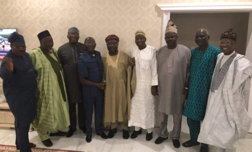 Osun rerun: Oshiomhole reveals how Omisore was wooed to support APC