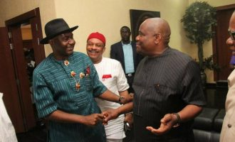 Amaechi: Abe conspiring with Wike to tarnish my image