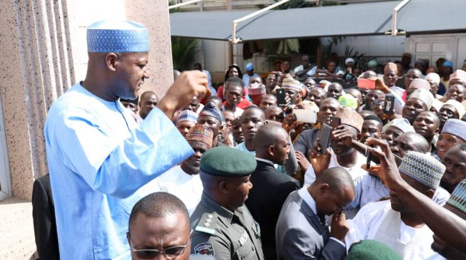 Dogara kicks against 'forced leadership' in 9th assembly