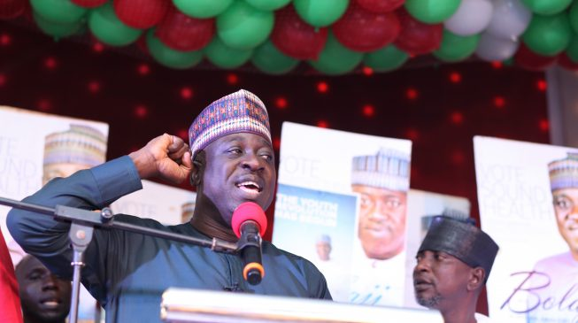 'I want to give opportunity to the poor' — Bolaji Abdullahi declares governorship bid