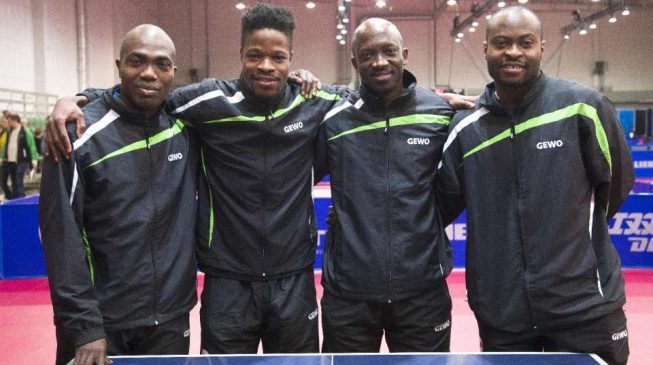 Nigeria qualify for 2019 ITTF Team World Cup