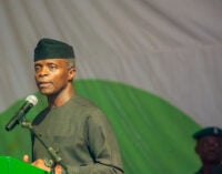 Osinbajo: Buhari has ensured nobody steals money from treasury