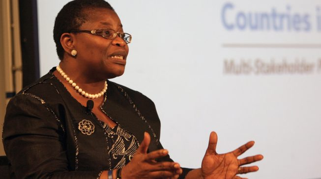 Oby Ezekwesili picks ex-presidential candidate, party chairman as running mate