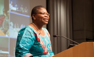 Ezekwesili hits back at her Twitter critics