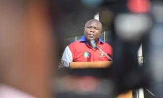 VIDEO: Ambode congratulates Sanwo-Olu