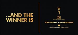 FULL LIST: 'Five Fingers For Marseilles' takes five at AMAA 2018