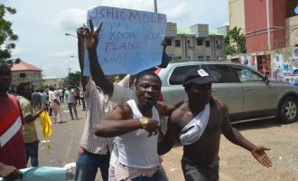 Angry youth break into APC headquarters