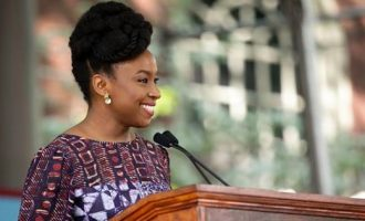 Adichie honoured with thought leadership award as she picks PEN Pinter prize