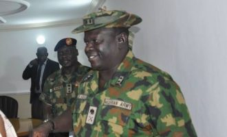 Police declare district head wanted over general's disappearance