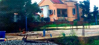 Fayose spends third day in custody as EFCC releases pictures of houses he 'bought through Dasukigate'