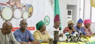 I'll handover to Akinlade in 2019, says Amosun