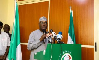 The greatest opposition to APC is itself, says Atiku