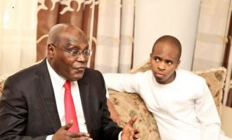 I've learned more at family retreats than in school, says Atiku's son