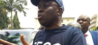 EFCC grills Fayose over 'N4.7bn fraud, kickbacks' from contractors