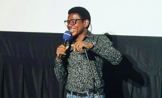 Comedians should perform more of serious jokes, says Baba de baba
