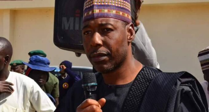 I was a taxi driver for 16 years, says professor contesting Borno guber poll