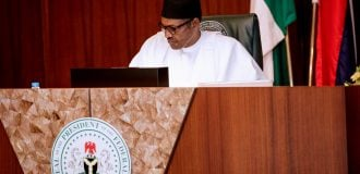 Looters attempting to pervert justice, says Buhari