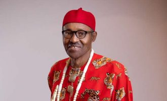 Buhari has 'written his name in gold'