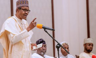 I've never been corrupt, says Buhari