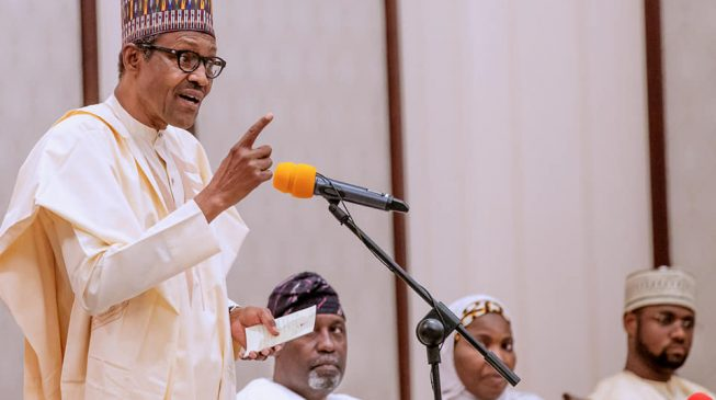 Buhari: I am a descendant of Abraham — just like Bishop Crowther