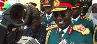 Buratai: Army will replicate Ekiti, Osun elections successes in 2019