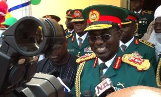 Buratai: Army to start producing combat vehicles in 2025