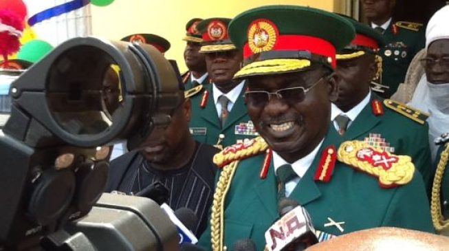 Buratai: Army will replicate Ekiti, Osun elections successes in 2019