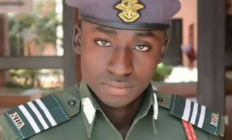 Teenager who discovered site of crashed air force jet in Benue joins army — 12 years later