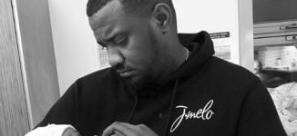 I want to be better than my father, says John Dumelo on arrival of newborn