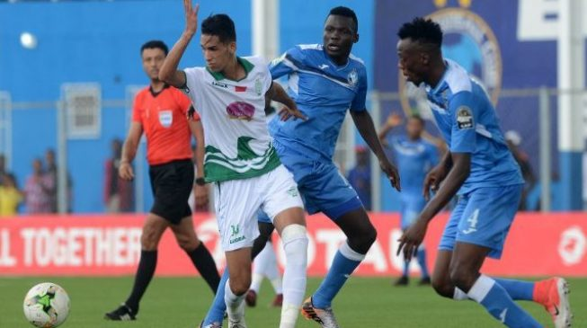 Enyimba coach blames packed NPFL fixtures for loss to Raja Casablanca