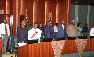 Lai: Buhari will dissolve his cabinet when he wants (updated)