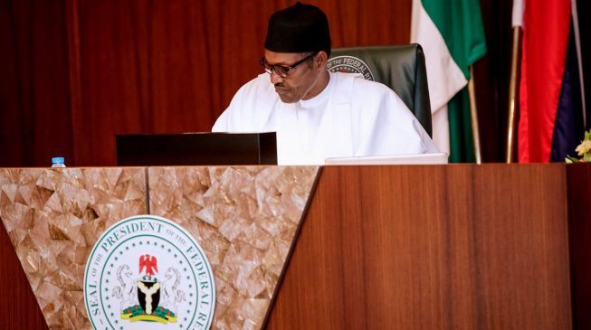 Buhari presides over 10-hour FEC meeting