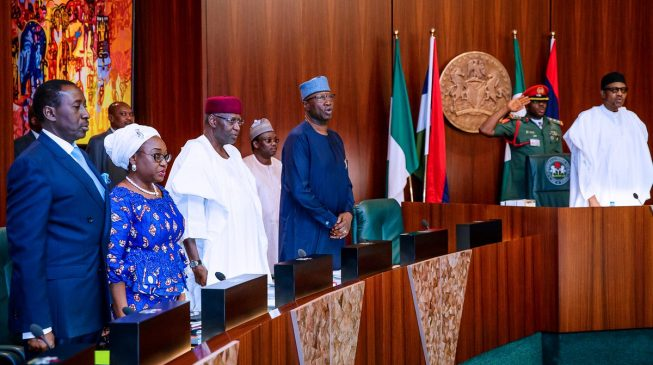 FEC approves N5.5bn for training of 60,000 unemployed youth
