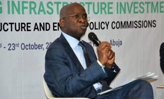 SERAP: Fashola has named corrupt contractors