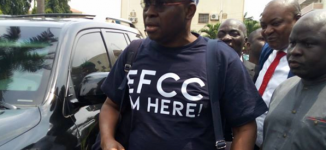 Fayose: Magu's probe shouldn't end up as 'paddy-paddy arrangement'