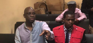 Court fails to grant Fayose bail, trial adjourned till Wednesday